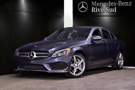 2015 Mercedes-Benz C-Class C300 4MATIC, SPORT PACKAGE, LED System