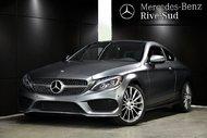 2017 Mercedes-Benz C-Class C300 4MATIC,Camera 360, BURMESTER