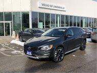 2018 Volvo V60 Cross Country T5 AWD Premier FINANCE 24 MTHS 0.9% O.A.C.