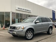 2013 Volvo XC90 3.2 AWD A Platinum 2 SETS WHEELS,NAV, CAMERA, WOOD