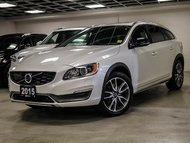 2015 Volvo V60 Cross Country T5 AWD Platinum