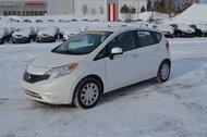 Nissan Versa Note SV AUTOMATIQUE GROUPE ELECTRIQUE A/C 2014