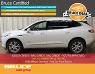 2018 Buick Enclave AVENIR 3.6L 6 CYL AUTOMATIC AWD - 7 PASSENGERS