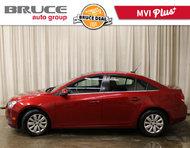 2011 Chevrolet Cruze LT 1.4L 4 CYL TURBOCHARGED AUTOMATIC FWD 4D SEDAN