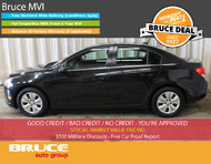2014 Chevrolet Cruze LT - REMOTE START / TOUCH SCREEN / BACK-UP CAMERA