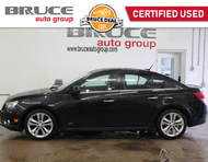 2014 Chevrolet Cruze LT - HEATED SEATS / SUN ROOF / REMOTE START