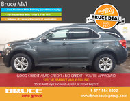 2011 Chevrolet Equinox LT 2.4L 4 CYL AUTOMATIC AWD