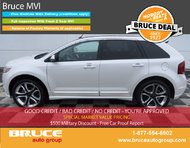 2014 Ford Edge SPORT 3.7L 6 CYL AUTOMATIC AWD