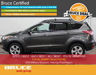 2015 Ford Escape SE 2.0L 4 CYL ECOBOOST AUTOMATIC 4WD