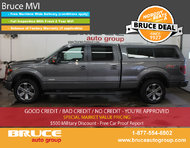 2013 Ford F-150 FX4 3.5L 6 CYL ECOBOOST AUTOMATIC 4X4 SUPERCREW