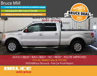 2013 Ford F-150 LARIAT 3.5L 6 CYL ECOBOOST AUTOMATIC 4X4 SUPERCREW