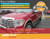 2013 Ford F-150 KING RANCH 3.5L 6 CYL ECOBOOST 4X4 SUPERCREW