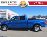 2013 Ford F-150 XLT 3.5L 6 CYL ECOBOOST AUTOMATIC 4X4 SUPERCREW