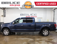2016 Ford F-150 PLATINUM 5.0L 8 CYL AUTOMATIC 4X4 SUPERCREW