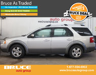 2007 Ford Freestyle SEL 3.0L 6 CYL CVT 4WD 5D WAGON