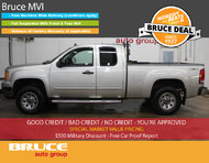 2010 GMC Sierra 1500 SL 4.8L 8 CYL AUTOMATIC 4X4 EXTENDED CAB