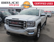 2017 GMC Sierra 1500 Z71 SLT - REMOTE START / LEATHER / HEATED SEATS