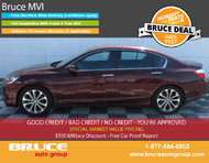 2013 Honda Accord Sport 2.4L 4 CYL i-VTEC CVT FWD 4D SEDAN
