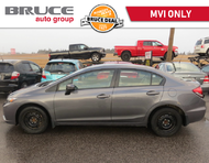 2015 Honda Civic LX 1.8L 4 CYL CVT FWD 4D SEDAN