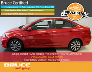 2015 Hyundai Accent GLS - HEATED SEATS / SUN ROOF / BLUETOOTH