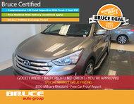 2015 Hyundai Santa Fe SPORT LIMITED 2.0L 4 CYL TURBO AUTOMATIC AWD