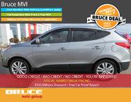2012 Hyundai Tucson LIMITED - NAVIGATION / LEATHER / HEATED SEATS
