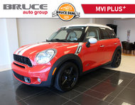 2012 MINI Cooper S COUNTRYMAN - LEATHER / DUAL SUN ROOF / HTD SEATS