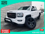 GMC Sierra 1500 ELEVATION / 4X4 / V-8 / 4 PNEUS HIVER INCLUS / 2016