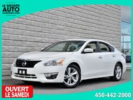 2015 Nissan Altima *SL*TECH*CUIR*TOIT*NAV*CAMERA*