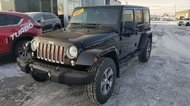 Jeep Wrangler Unlimited Sahara UNLIMITED, GPS, 2 TOITS 2017