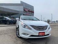 2011 Hyundai Sonata 2.0T Limited at