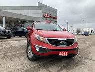 2012 Kia Sportage 2.4L LX FWD at