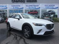 Mazda CX-3 ***RÉSERVÉ***GT, AWD, CUIR, SIEGES CHAUFFANTS,MAGS 2016