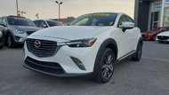 Mazda CX-3 GT, AWD, NAVI, CUIR, AUDIO BOSE, SIEGES CHAUFFANTS 2016