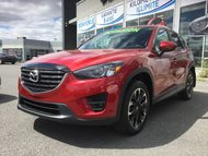 Mazda CX-5 **RÉSERVÉ**,GT, AWD, NAVIGATION (GPS), A/C BIZONE, 2016