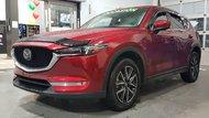 Mazda CX-5 GT, GROUPE TECH, AWD, NAV, CUIR, A/C BIZONE, MAGS 2018