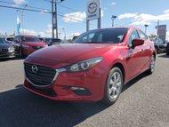 Mazda3 Sport GX//MANUEL//ÉCRAN TACTILE//CAMÉRA DE RECUL 2018