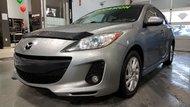 Mazda Mazda3 **RÉSERVÉ**, GS-SKY, CUIR, A/C BIZONE, AUDIO BOSE 2013