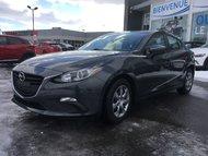 Mazda Mazda3 **RÉSERVÉ**, GX, BLUETOOTH, GROUPE ÉLECTRIQUE 2015