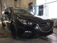 Mazda Mazda3 ***RÉSERVÉ***GS, SIEGES CHAUFFANTS, NAVIGATION, 2015