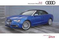 2016 Audi S5 3.0T Technik quattro 7sp S tronic Cab