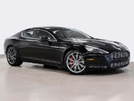 Aston Martin Rapide Coupe Luxury Touchtronic 2011