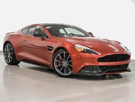 Aston Martin Vanquish Coupe Touchtronic 2 2014