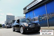 2013 MINI Cooper Hardtop Knightsbridge Classic-leather, panoramic sunroof!