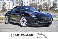 2016 Jaguar F-Type Convertible S at