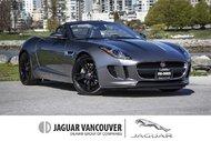 2017 Jaguar F-Type Convertible at