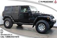 2008 Jeep Wrangler Unlimited Sahara 4D Utility 4WD