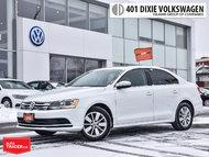 2015 Volkswagen Jetta Trendline Plus 2.0 6sp w/Tip OFF Lease. Power Roof