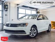 2015 Volkswagen Jetta Trendline Plus 2.0 6sp w/Tip Power Sunroof. Alloys