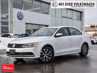 2016 Volkswagen Jetta Comfortline 1.4T 6sp at w/Tip (Prod End 11.2015) O